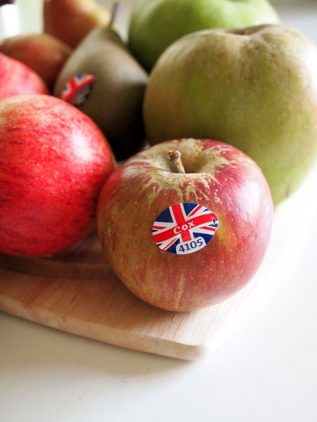 Sainsbury's is officially the no.1 supermarket for British apples and pears