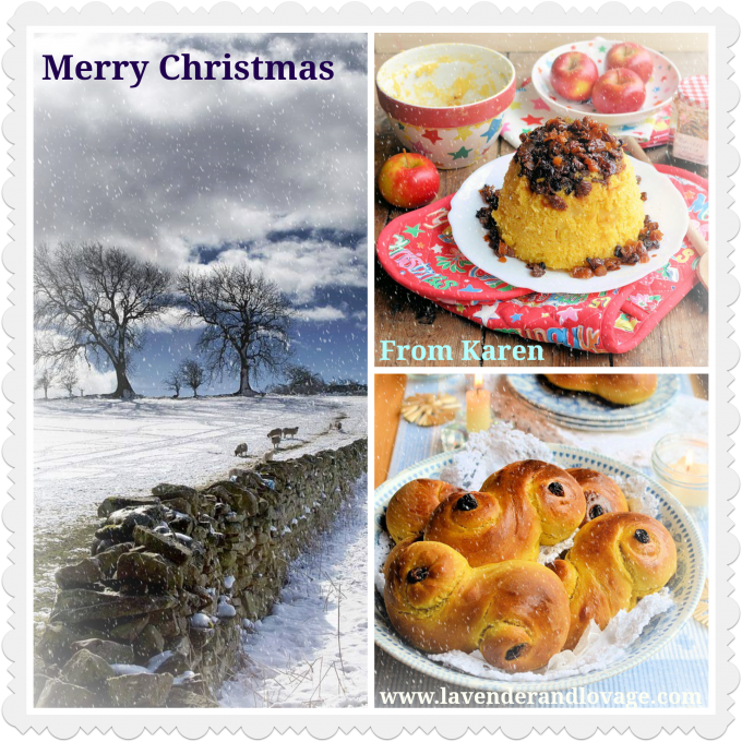 Merry Christmas from Lavender and Lovage